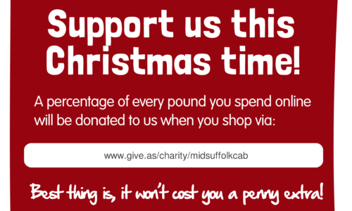 Raise FREE donations for us, just by shopping online!