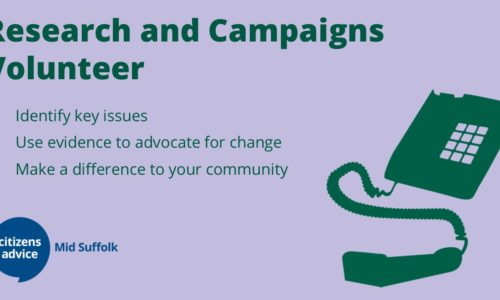 Seeking Research and Campaigning Volunteers